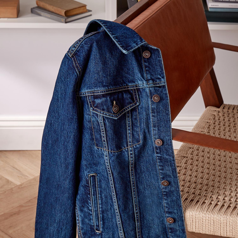 Amazon Fashion Mens Denim Jacket