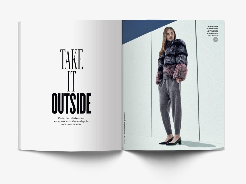 Bloomingdale's Catalog Fall 2016
