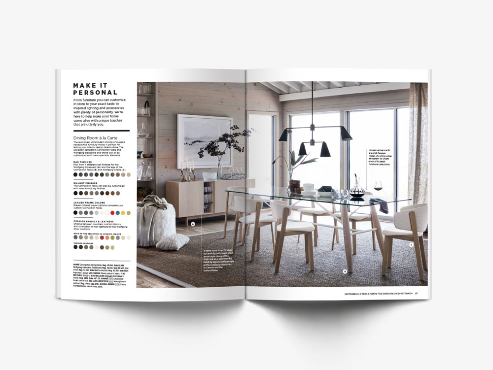 Bloomingdale's Home Catalog Fall 2017