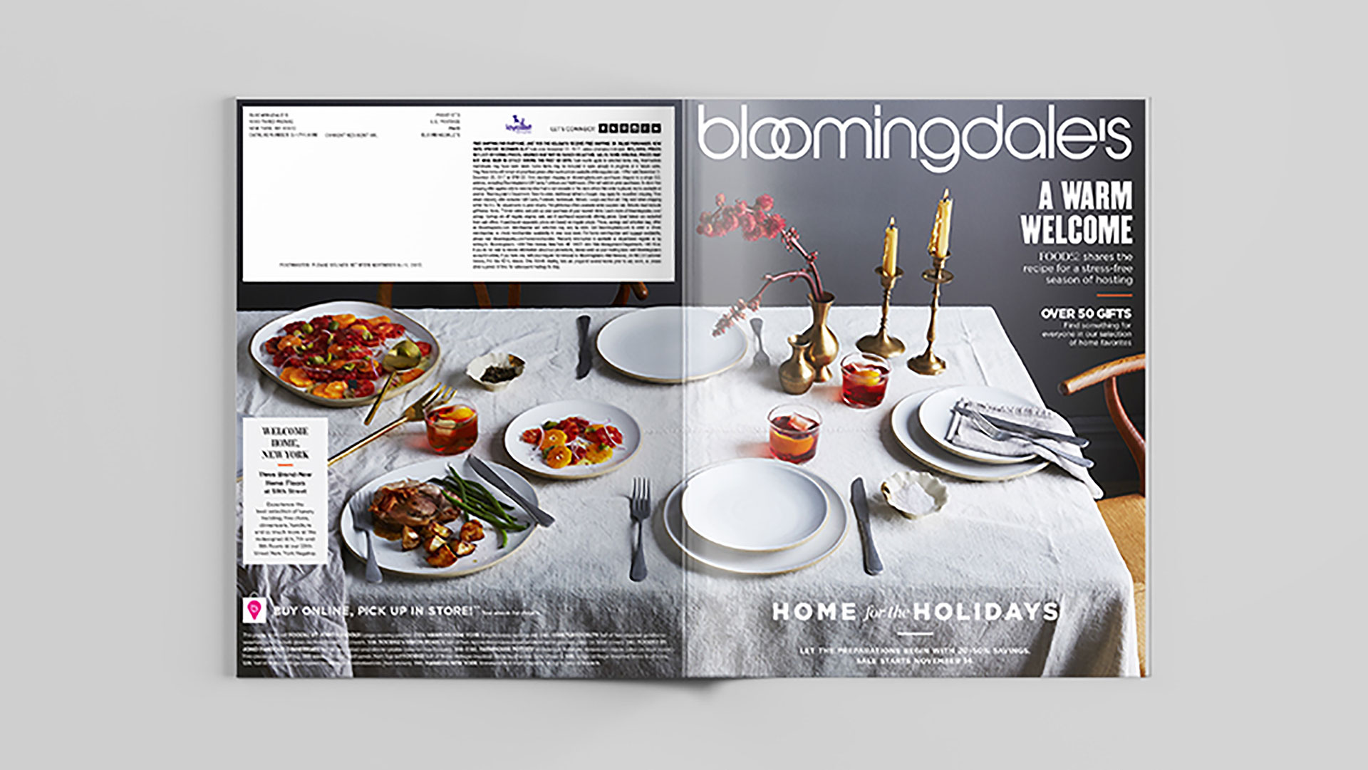 Bloomingdale's X Food52 Holiday Collaboration