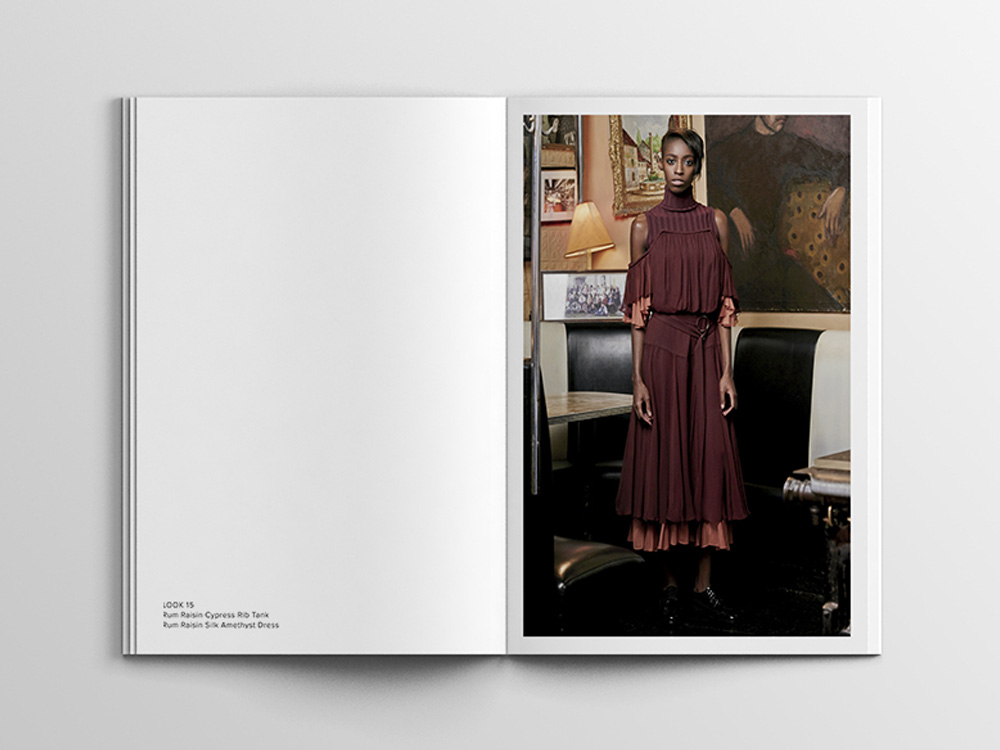 Cinq a Sept Lookbook