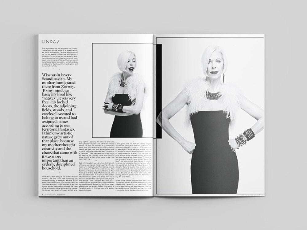 Me Magazine Linda Fargo