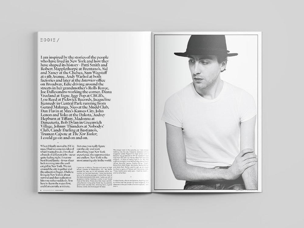 Me Magazine Eddie Borgo