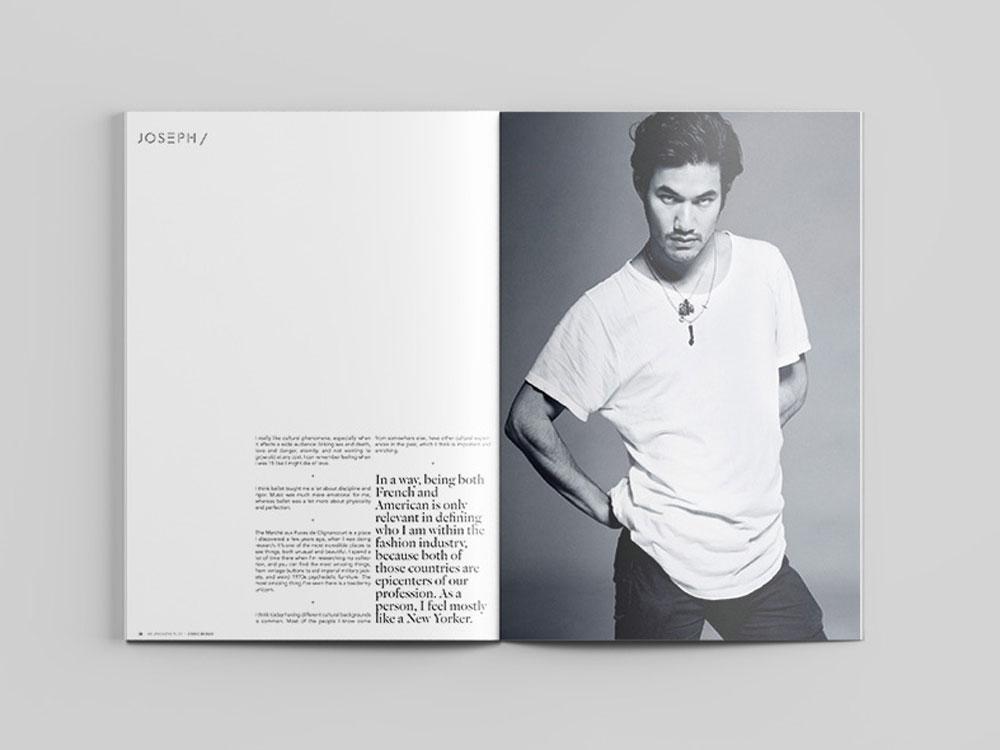 Me Magazine Joseph Altuzarra