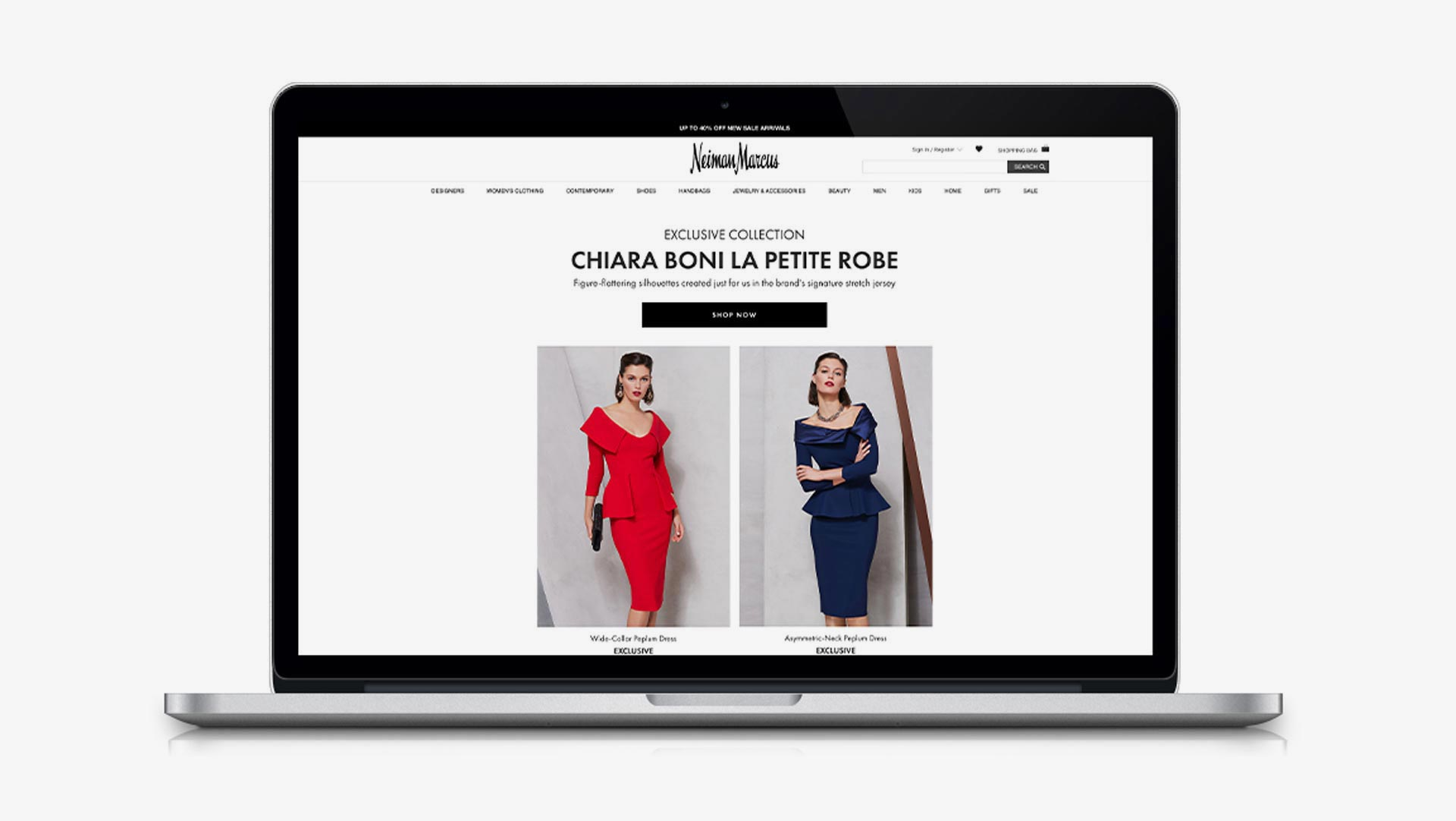 Neiman Marcus Chaira Boni Lookbook