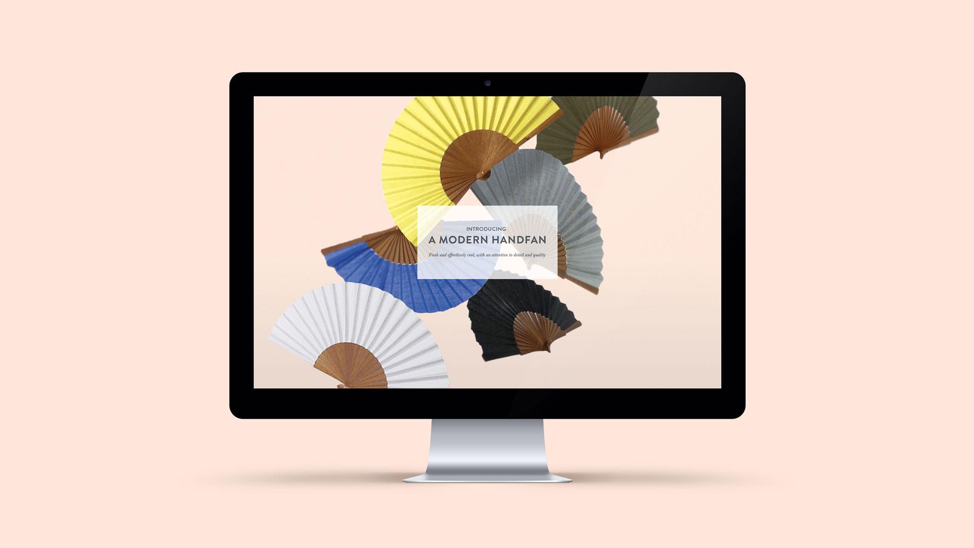 Pleat Website design