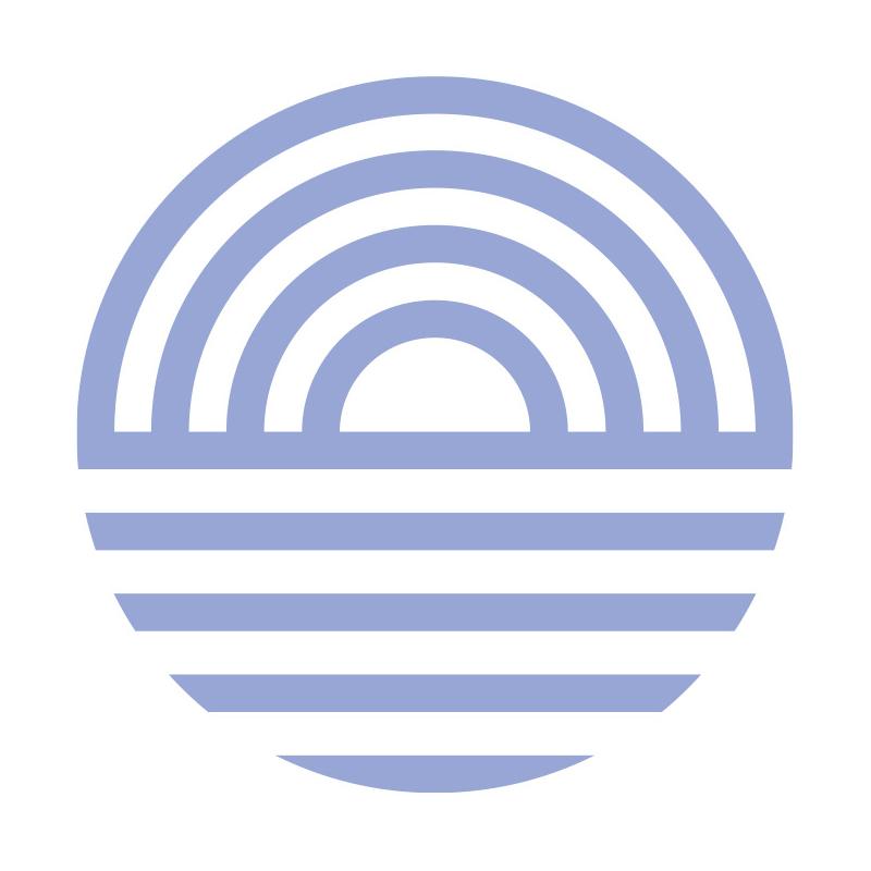 Paradised Sunset Emblem