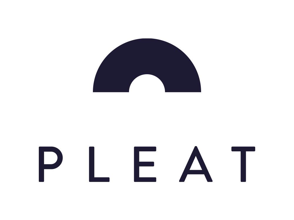 Pleat Logo