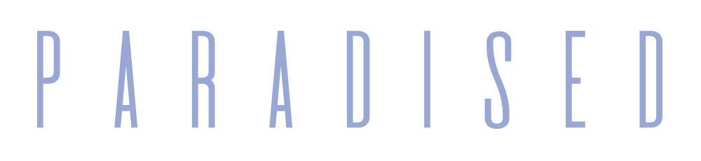 Paradised Logo Design