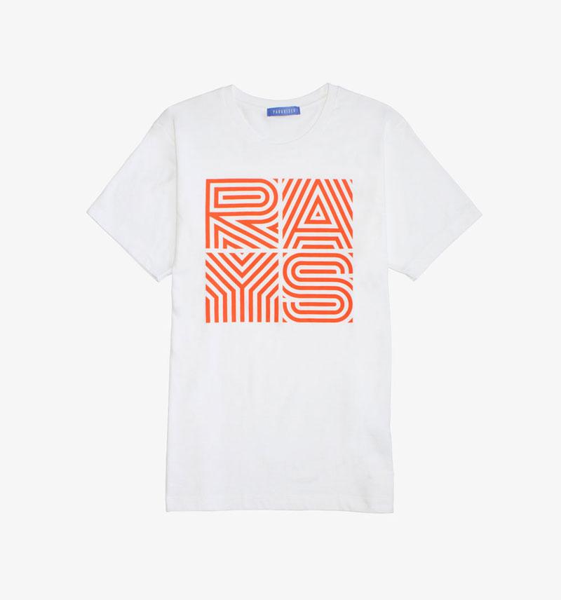 Paradised Rays T-shirt Graphic
